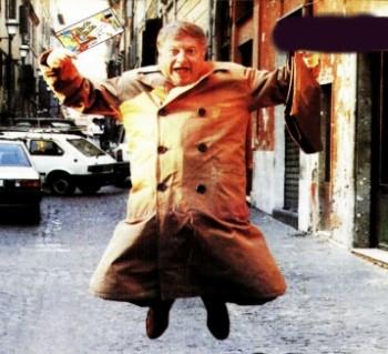"""Paolo Villaggio in """"Ho vinto la lotteria di capodanno"""""""